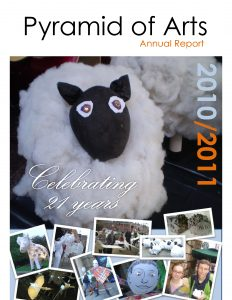 cover of the 2010-2011 annual report