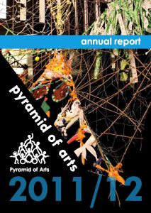 cover of the 2011-2012 annual report