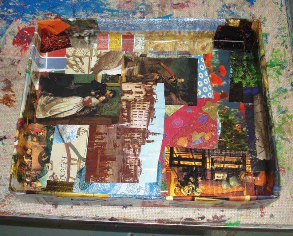 Work in progress by Ben Malcolm