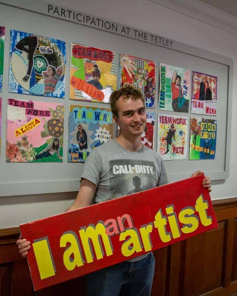 05 - I am an artist.
