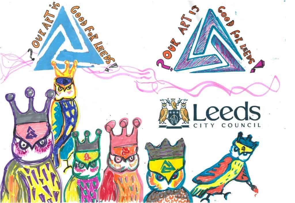 06 - The art we make is good for Leeds.