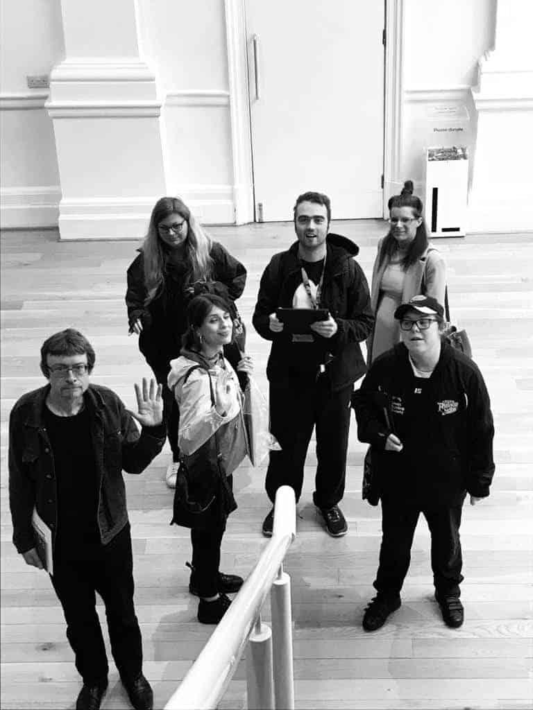 Next Step at Leeds Art Gallery 01