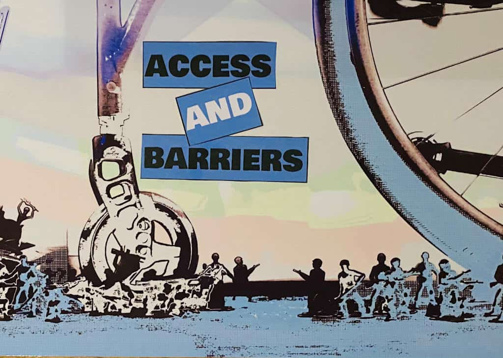 Access and Barriers - Alfie Fox